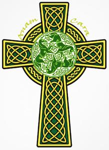 celtic cross klein