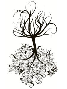 upside-down-purchased-oak-tree