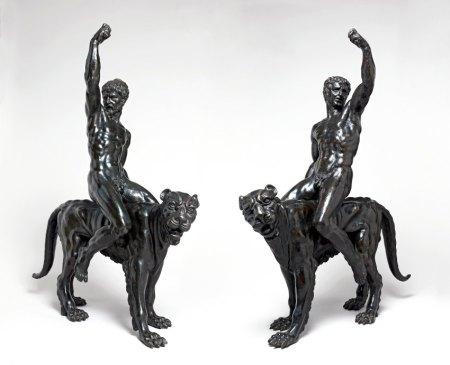 Michaelangelo Bronzestatuen