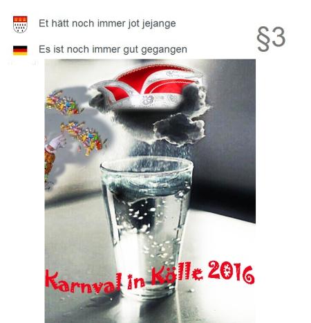 karneval Kölle 2016